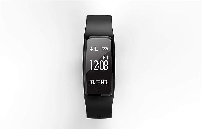 Monitor de Ritmo Cardíaco Relojes Inteligentes para Mujeres Hombres Rastreador de Ejercicios Inteligente para iPhone iOS Android Mujer Hombre Deporte Horas ...