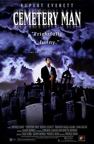 Cemetery Man - Movie Poster