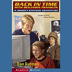 Back in Time with Benjamin Franklin Audiobook