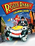 Who Framed Roger Rabbit Coloring Book: One of the Best Coloring Book for Kids and Adults, Mini Coloring Book for Little Kids, Activity Book for All ... Books for Girls, Coloring Books for Boys)