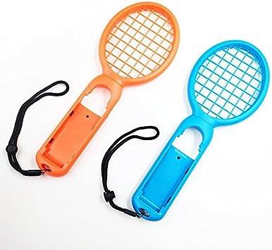 Pala de Tenis 2 Piezas para Nintendo Switch Mario Tennis Aces Juego: Amazon.es: Electrónica