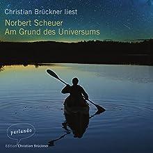 Am Grund des Universums Hörbuch von Norbert Scheuer Gesprochen von: Christian Brückner