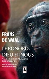 vignette de 'Le bonobo, Dieu et nous (Frans de Waal)'