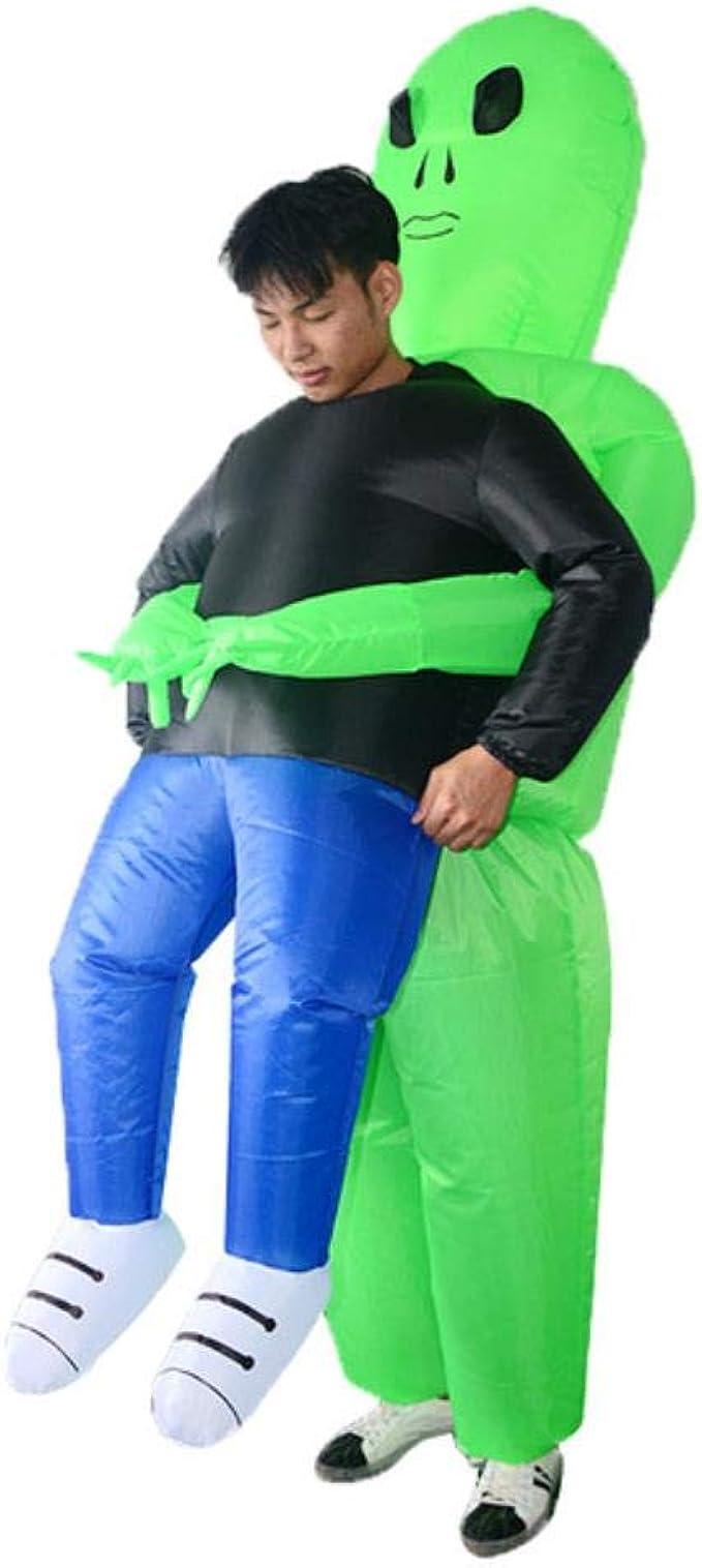 LASISZ Disfraz Inflable Extraterrestre abrázame Disfraz de ...