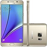 Samsung Galaxy Note 5 Dourado