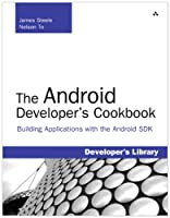 The Android Developer's Cookbook Front Cover