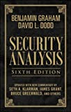 Security Analysis, Sixth Edition (Leatherbound Edition)