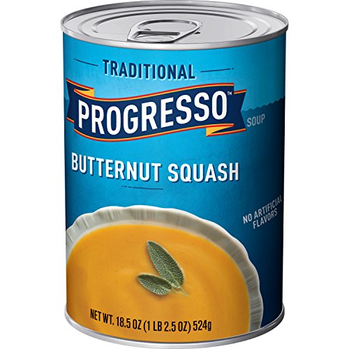 - Progresso Traditional Soup, Butternut Squash (Pack Of 12)