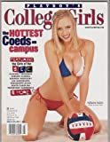 (US) Playboy's College Girls Magazine, March 2002