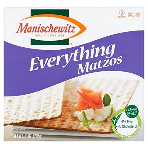 Manischewitz Matzo Everything by Manischewitz