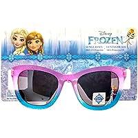 Disney Frozen Niña anteojos de sol en púrpura y azul 100% de protección UV