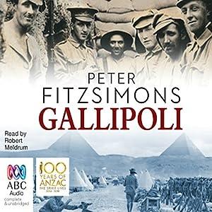 Gallipoli Hörbuch