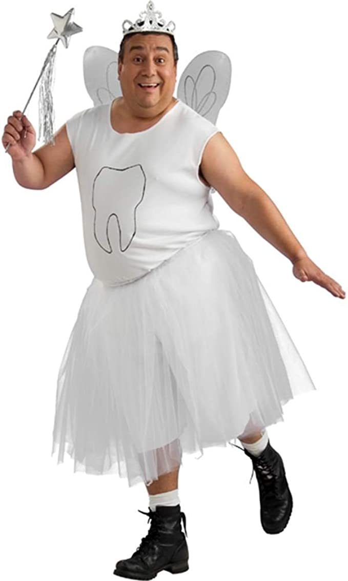 Tooth Fairy Men/'s Standard size Adult Halloween Costume