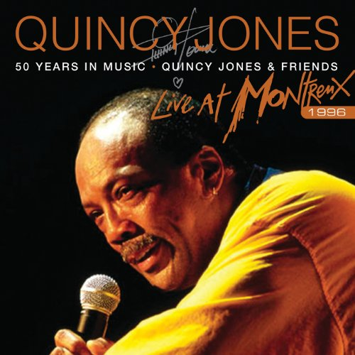 50 Years In Music: Quincy Jone...