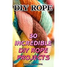 DIY Rope: 30 Incredible DIY Rope Projects