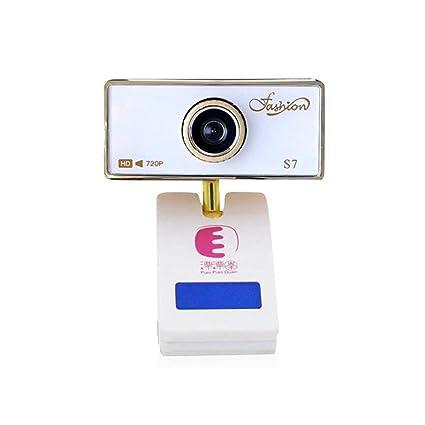 Amazon com: dissylove Full HD Webcam 1080p, Beauty Live