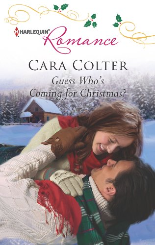 book cover of Guess Who\'s Coming for Christmas?