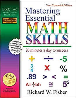 Mastering Essential Math Skills: 20 Minutes a Day to Success