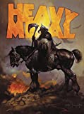 HEAVY METAL #288 CVR B DEATH DEALER FRAZ...