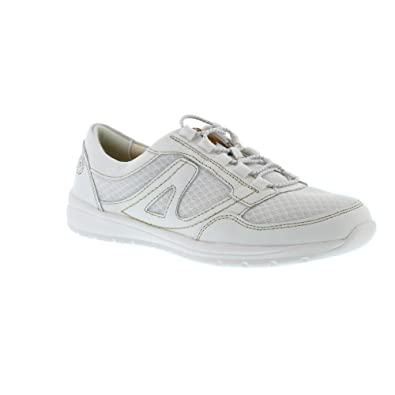 Earth Spirit Carey - White (Suede) Womens Trainers