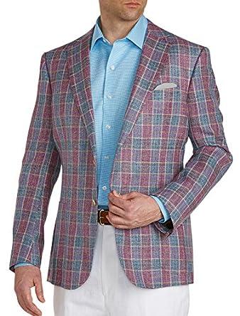 Amazon.com: Robert Graham Big & Tall Combrit Plaid Sport Coat ...