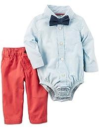Carter's Baby Boys' 2 Piece Holiday Set