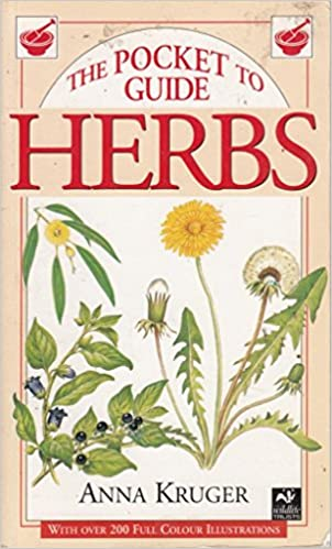 Book Pocket Guide to Herbs