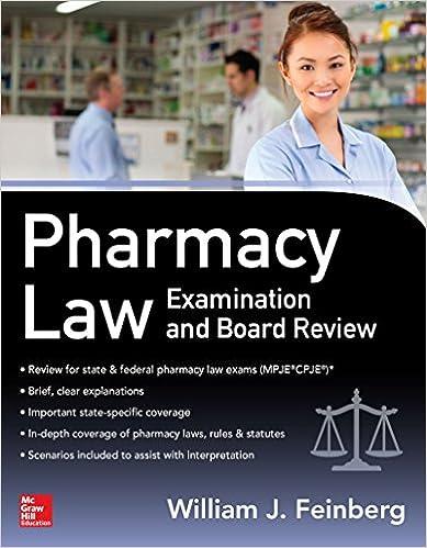 Digital book pharmacy law simplified arizona mpje study guide for 201….