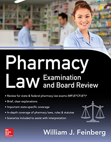 Download Pharmacy Law Examination and Board Review Pdf