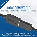 Sabrent 22AWG USB 3.0 Extension Cable - A-Male to
