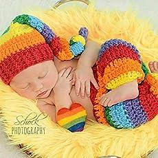 3a8ce2e99 Amazon.com: Crochet Baby Pirate Hat Beanie Shorts Diaper Cover Pants ...