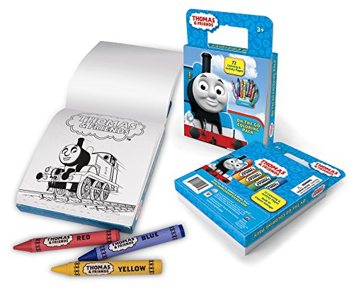 Thomas and Friends On The Go Coloring Activity Pack with ...