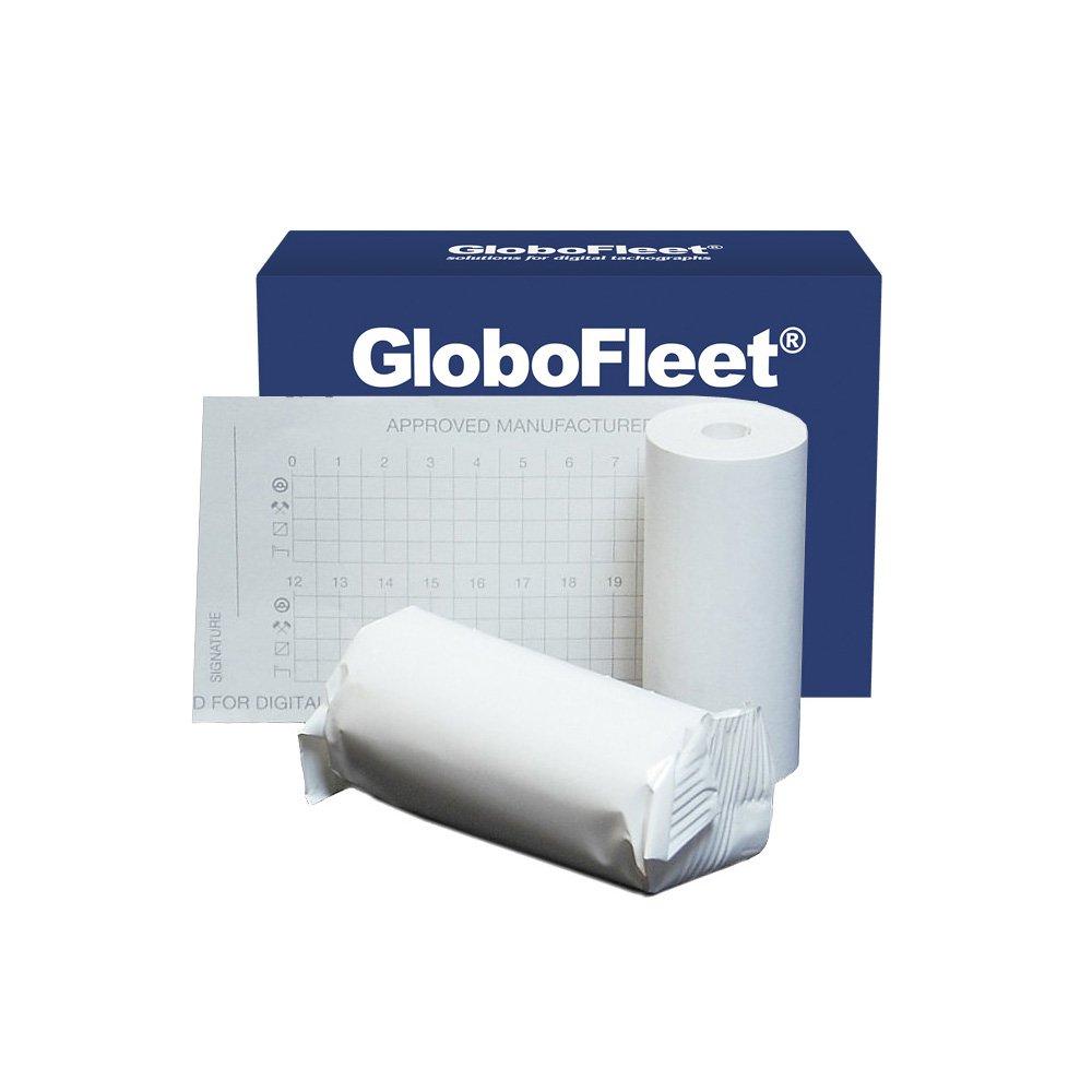 GloboFleet GF-TP-09 - Papel universal para tacógrafos