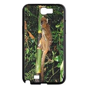 Generic Case Rare Animal Bamboo Lemur For Samsung Galaxy N2 N7100 Fs5793