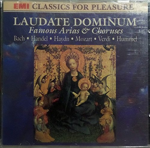 Laudate Dominum: Sacred free Choruses Arias List price