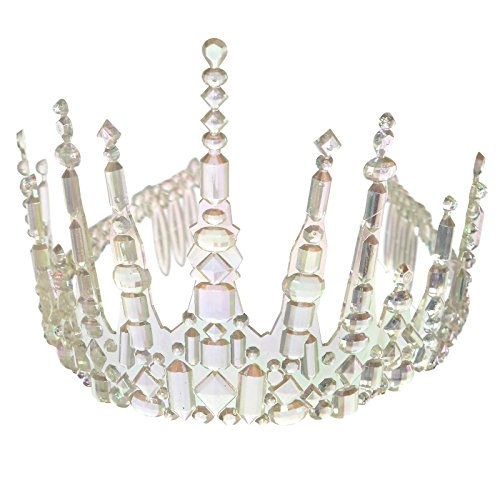 Amscan 845989 Ice Princess Tiara, Multicolor]()