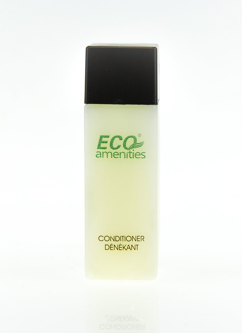 ECO AMENITIES Travel Size Bottle Hotel Conditioner Bulk, White, 1 Ounce, 288 Count by ECO Amenities (Image #1)
