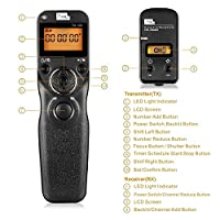 Pixel TW-283 UC1 Wireless Shutter Rlease Remote Control For Digital SLR Camera Olympus SP-590 570 565 560 550 E-30 E-600 E-520 E-510 E-450 E-420 E-P2 E-P1 E-620 from Pixel