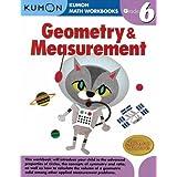 Geometry & Measurement Grade 6 (Kumon Math Workbooks)