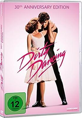 Dirty Dancing 30th Anniversary Single Version Alemania DVD: Amazon.es: Patrick Swayze, Jennifer Grey, Cynthia Rhodes, Jerry Orbach, Emile Ardolino, Patrick Swayze, Jennifer Grey: Cine y Series TV