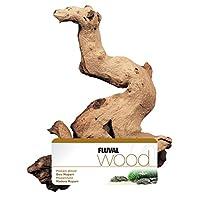 Fluval Mopani Driftwood - Pequeño - 4 X 9.8 in