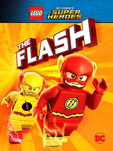 DVD : LEGO DC Super Heroes: The Flash