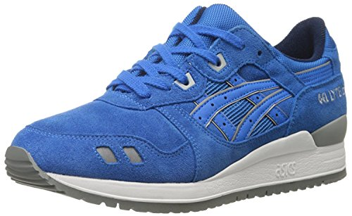 Girl's Blue Ankle high Mid Asics Shoe Gel Iii Tennis lyte FzdRqO