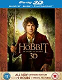 The Hobbit: An Unexpected Journey (Extended Edition) [Blu-ray]