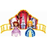 Sofia The First Y6644 Disney Dancing Sisters Playset
