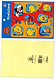 LOT 12 pcs Looney Tunes Stickers decal