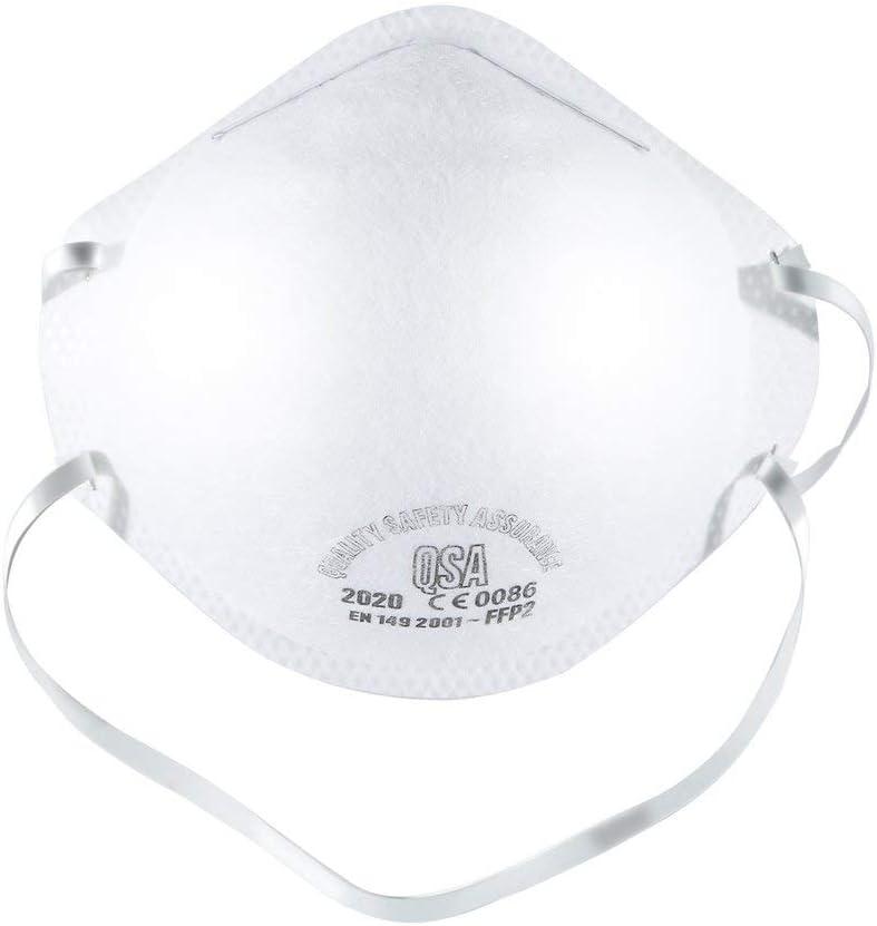 Mascarilla de protección respiratoria FFP2, protección respiratoria, máscara de protección respiratoria para la profilaxis de Las infecciones por Manchas y Gotas