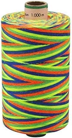 Nähgarn AMANN SABA Stärke 30 Polyester 300 Meter Schwarz