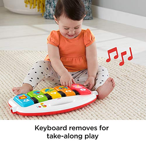 Fisher Price Kick And Play Piano Gym New Born Baby Play