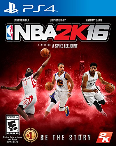 51vKg%2BXSClL - NBA 2K16 : Early Tip-off Edition - PlayStation 4